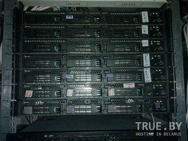 Сервера для хостинга VPS